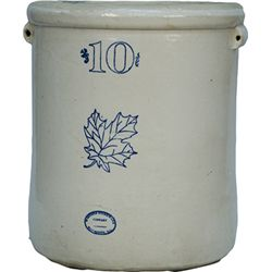 Early Western Stoneware Company 10 Gallon Crock