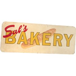 Hand-Painted  Sales Bakery  Wood Sign