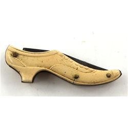 Ladies Shoe Miniature Novelty Knife German