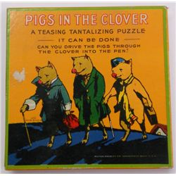 Pigs in the Clover Puzzle Game
