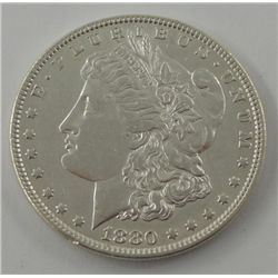 1880 United States Morgan Silver Dollar