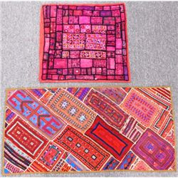Vintage Punjabi embroidered cloth (2)