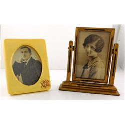 Pair of Vintage Picture Frames