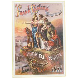 Frank Leslie's Illustrated Centennial Expo 1876