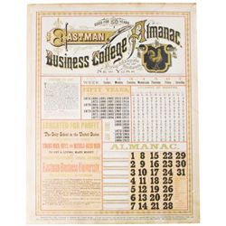 Eastman Business College Almanac