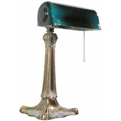 Verdelite Desk Lamp, Faries Mfg. Co.