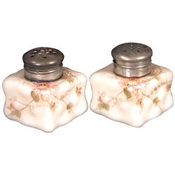Wave Crest Salt & Pepper Shakers