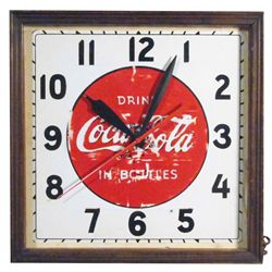 Late 1930's Coca Cola Clock