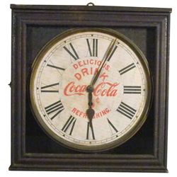 Early 1930's Coca Cola Clock