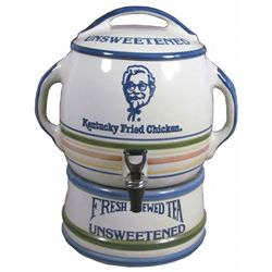 Kentucky Fried Chicken Ice Tea Dispenser
