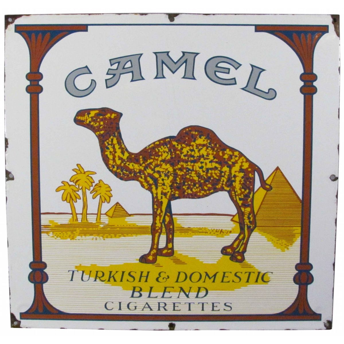 ALL CAMEL CIGARETTES