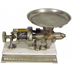 The Dodge Micrometer Balance Scale