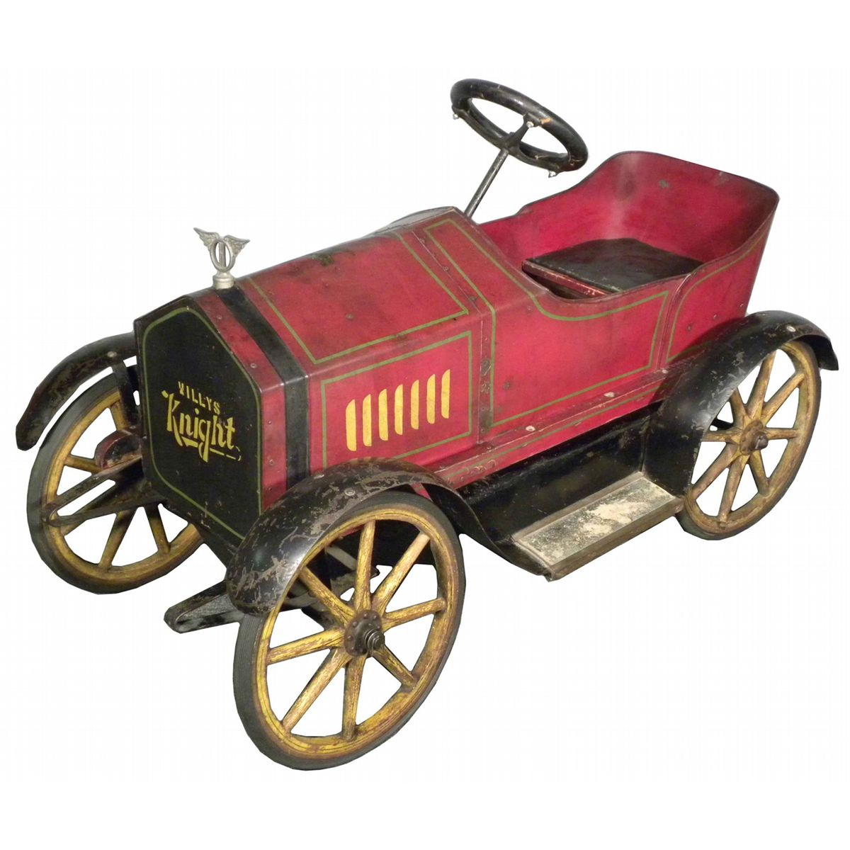 1917 gendron willys knight kids pedal car