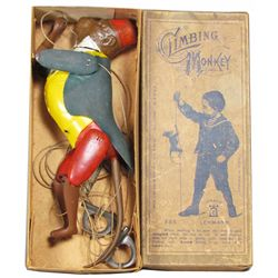 Lehmann Climbing Monkey Toy