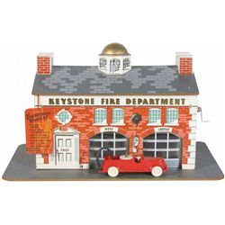 1940's Keystone Fire Department Toy
