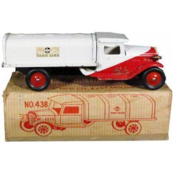 Buddy-L Pressed Steel No. 438 Tanker Truck Toy