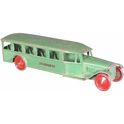 Steelcraft Pressed Steel Inter-City Toy Bus