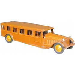 Cor-Cor Pressed Steel Coast to Coast Toy Bus