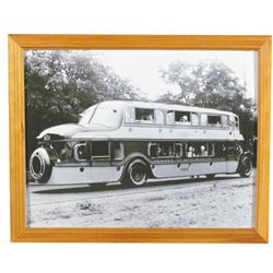 Photo of 1920's Nite Coach Double Decker Bus