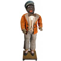 Black Americana Automaton, over 100 years old