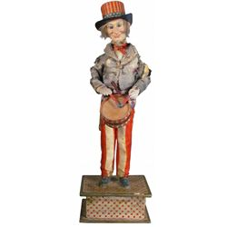 Extremely Early Uncle Sam Automaton
