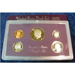 1249. 1985S US Proof Set. Original as Issued.