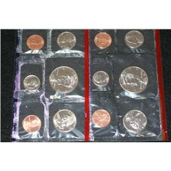 1998 US Mint Proof Set, P&D Mints, UNC