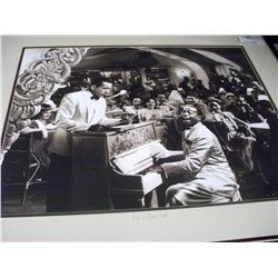 1942  Casablanca  Framed Photo, 40 x24
