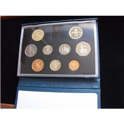 1989 BRITISH PRESTIGE MINT SET