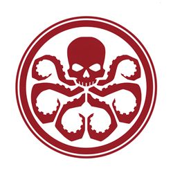 Collection of Hydra logo concept artwork