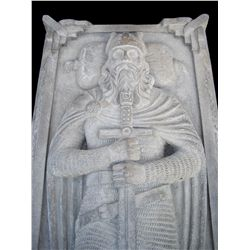 Sarcophagus from Norwegian church