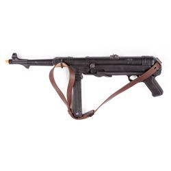 Three (3) rubber MP40 stunt submachine guns