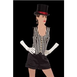 "Pair of ""Howard Stark Showgirl"" costumes"
