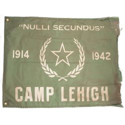 Camp Lehigh flag