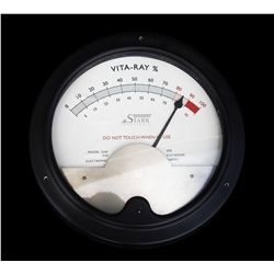 Vita-Ray meter gauge from Rebirth Lab