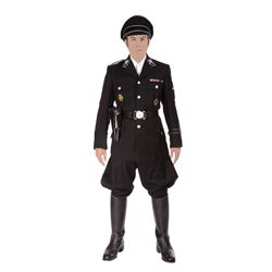 Schneider complete hero SS officer dress uniform
