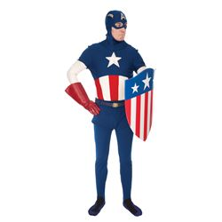 Captain America USO hero suit