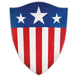 Steve Rogers USO stage shield