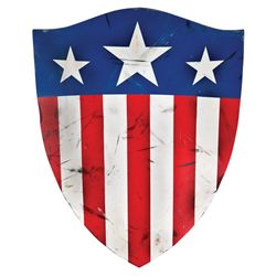 Steve Rogers USO shield from Hydra Factory
