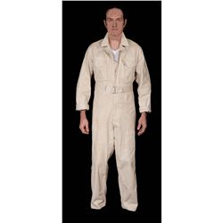 Howard Stark hero coveralls from interior Allied HQ