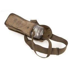 Stark Industries canister bomb in satchel