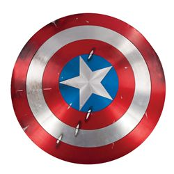 Hero resin Captain America shield