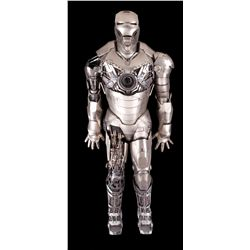 "Original full-scale screen-used Mark II ""Autopsy"" suit from Iron Man 2"