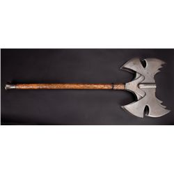 Volstagg's stunt axe from Thor