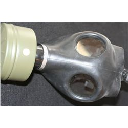 WWII Gas Mask