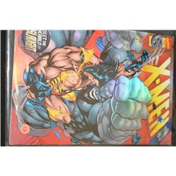 1996 Marvel Comics X-Men Anniversary Event, Meet the Herald of Onslaught Edition