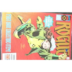 1995 Marvel Comics Rogue, First Issue Collector's Item Edition