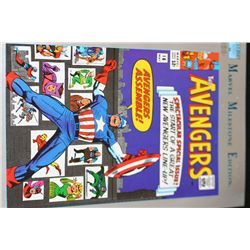 The Avengers #16 Reprinting