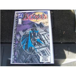 3 Batman comics in sequence # 440, 441, 442
