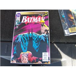 Batman Comic #  493
